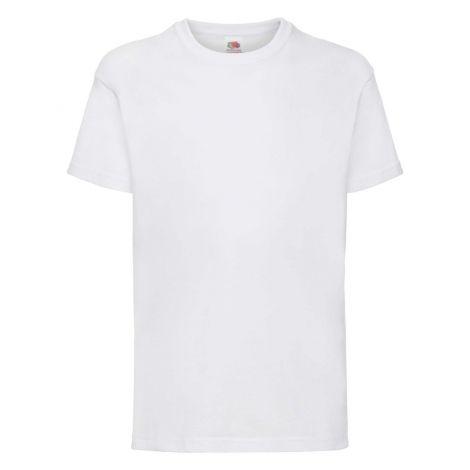 KIDS VALUEWEIGHT T, dečija majica bela