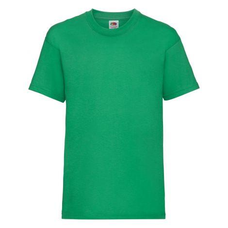 KIDS VALUEWEIGHT T, dečija majica zelena