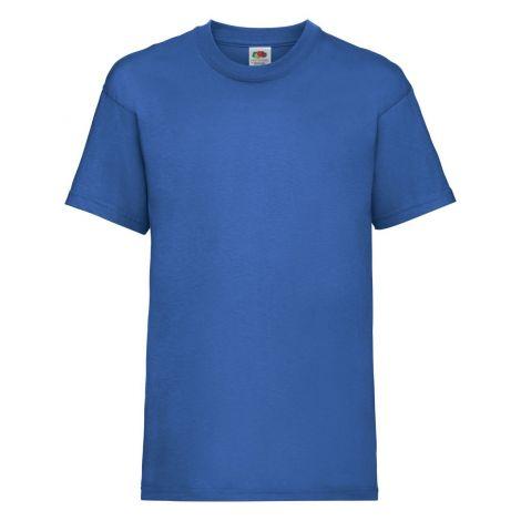 KIDS VALUEWEIGHT T, dečija majica royal plava