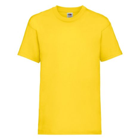 KIDS VALUEWEIGHT T, dečija majica žuta