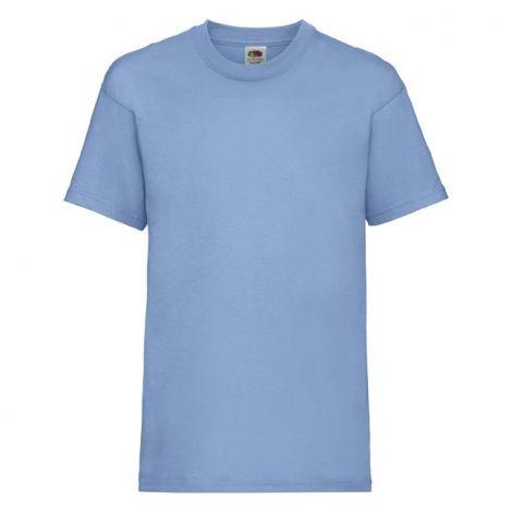 KIDS VALUEWEIGHT T, dečija majica svetlo plava