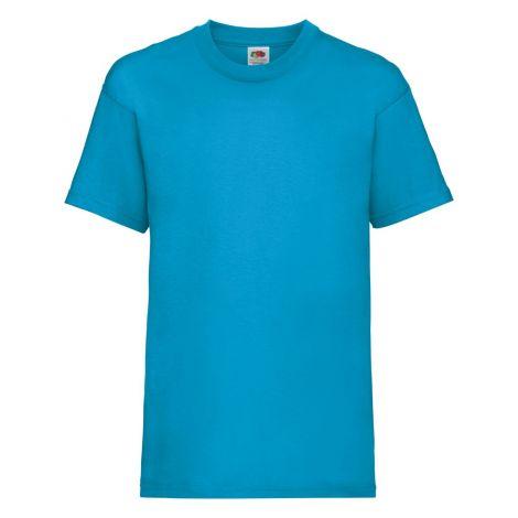 KIDS VALUEWEIGHT T, dečija majica azurna plava