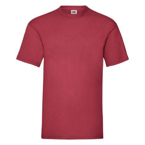 Valueweight Tee Muška majica cigla crvena