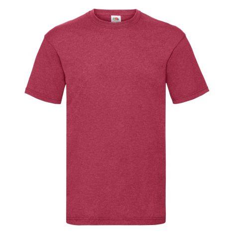 Valueweight Tee Muška majica pepeljasto crvena