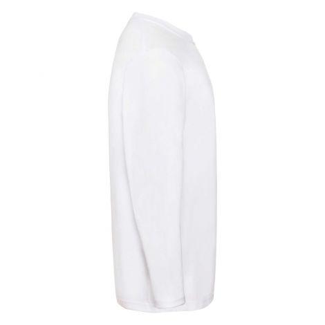 Super Premium Tee Muška majica dug rukav bela