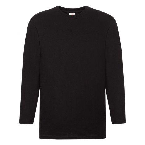 Super Premium Tee Muška majica dug rukav crna