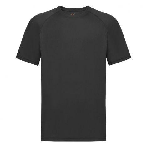 Performance Tee muška majica Crna
