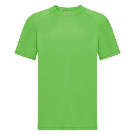 Performance Tee muška majica Limeta