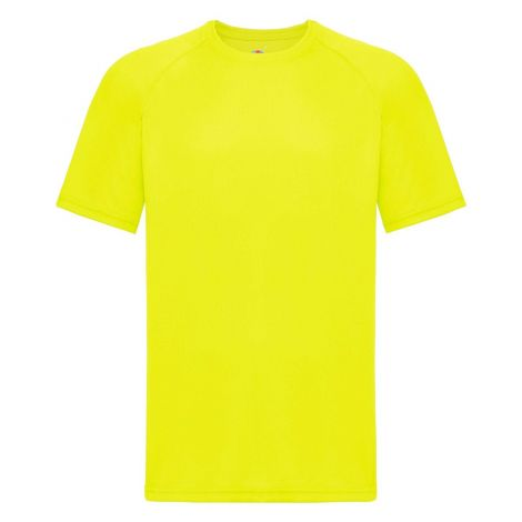Performance Tee muška majica Žuta