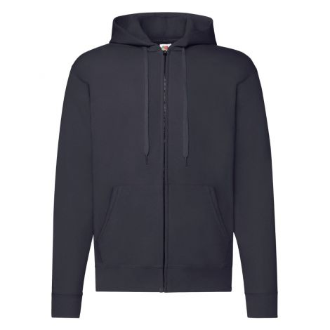 Classic Hooded Sweat Jacket muški duks teget