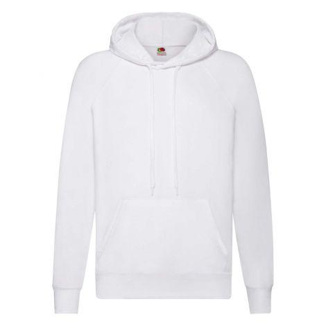 Lightweight Hooded Sweat Jacket muški duks bela