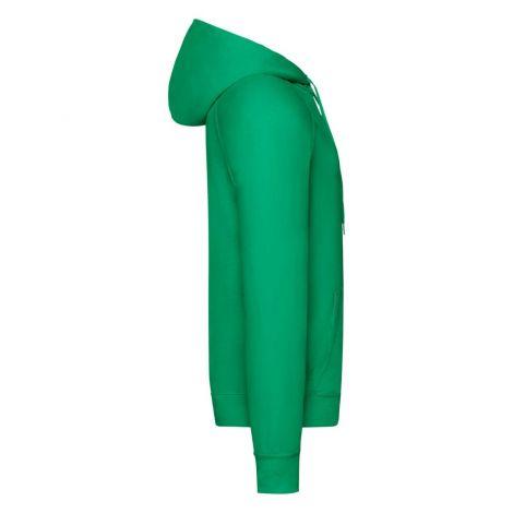 Lightweight Hooded Sweat Jacket muški duks zelena