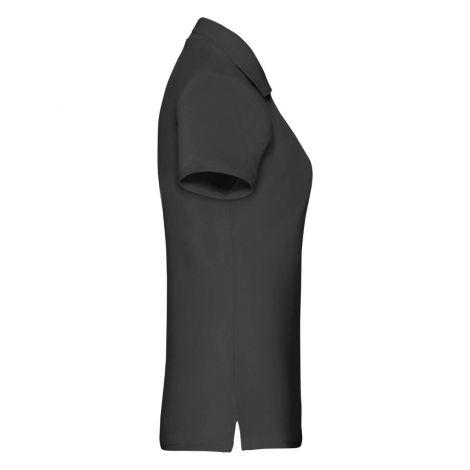 LADIES PREMIUM POLO, ženska polo majica crna