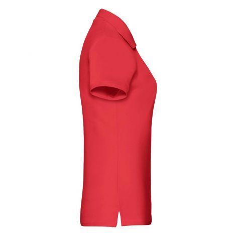 LADIES PREMIUM POLO, ženska polo majica crvena