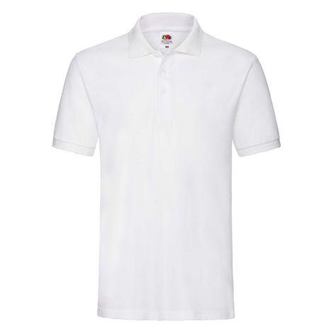 Premium Polo muška majica bela
