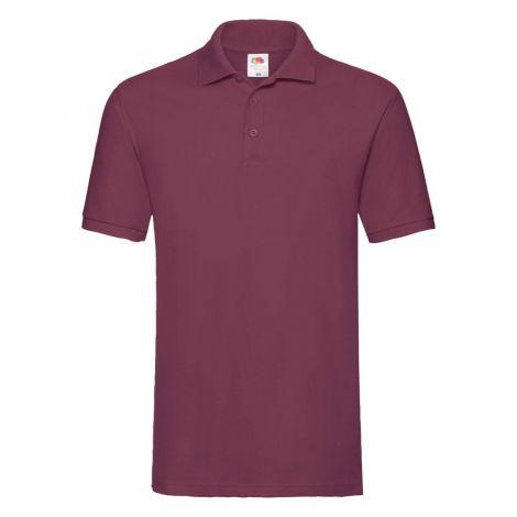 Premium Polo muška majica bordo