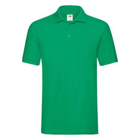 Premium Polo muška majica zelena