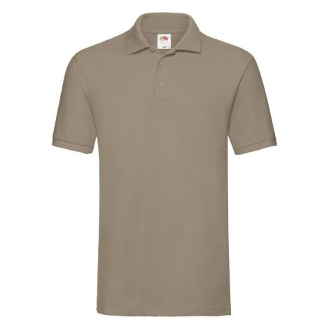 Premium Polo muška majica bež