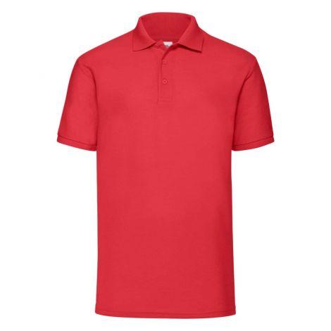 65/35 Polo muška majica crvena