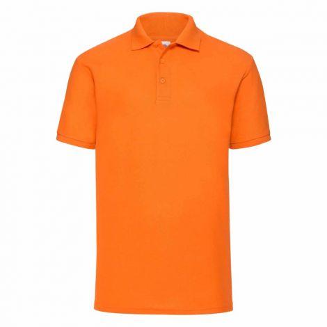 65/35 Polo muška majica narandžasta