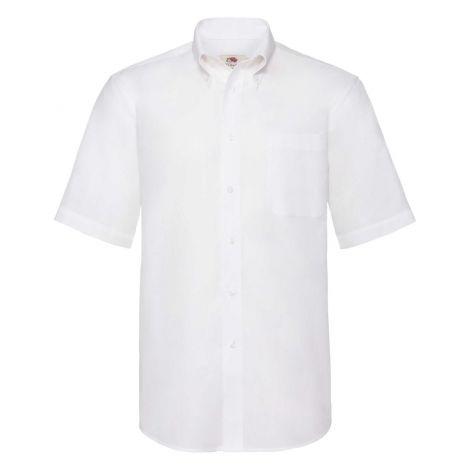 OXFORD SHIRT SHORT SLEEVE muška košulja bela