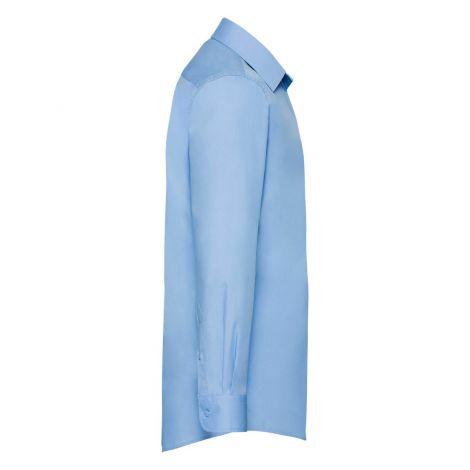 LONG SLEEVE POPLIN SHIRT muška košulja plava